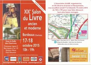 tract Salon Livre Bordeaux-Chartrons 2015